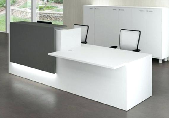 Octa Office Table Reception Table Betterhomeindia
