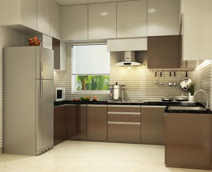 Delson Modular Kitchen Betterhomeindia Indian Modular