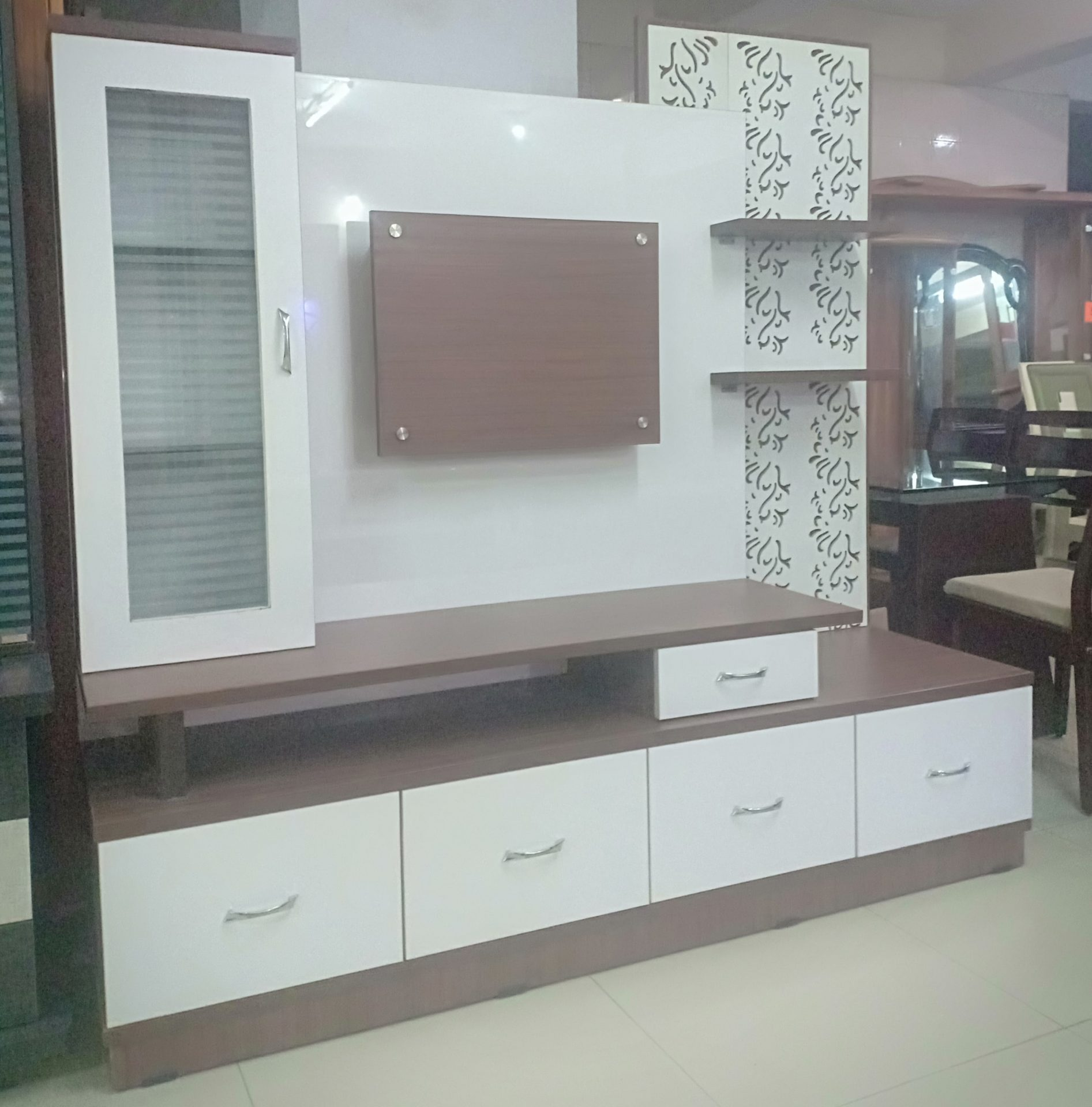 POLO WALL UNIT | Betterhomeindia | L.C.D.Unit Ahmedabad ...