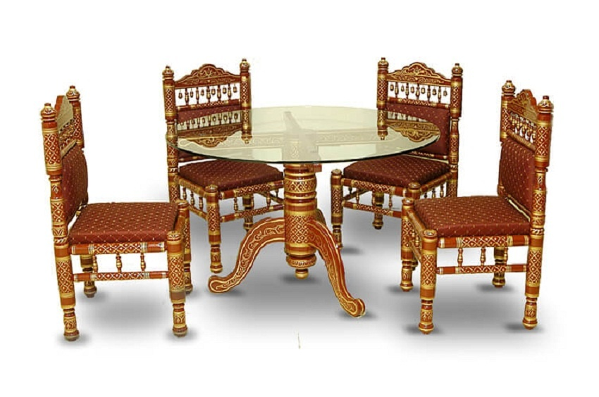 sankheda round dining-betterhomeindia