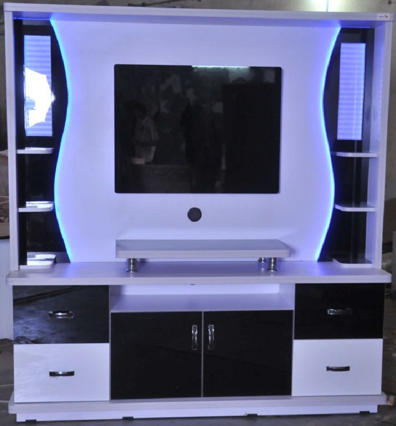 Sendra T V Unit Betterhomeindia Wall Unit Ahmedabad L C D