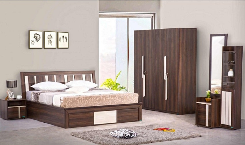 Master Bedroom Furniture >> Felica Bedroom Set