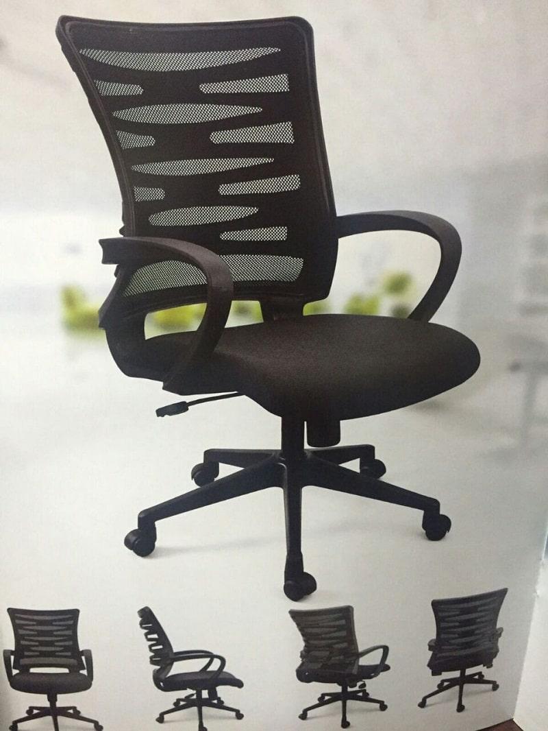flosy revolving chair-betterhomeindia