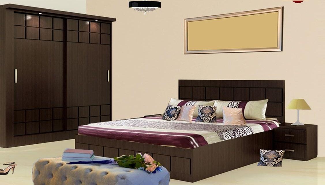 VELOMA - BEDROOM SET