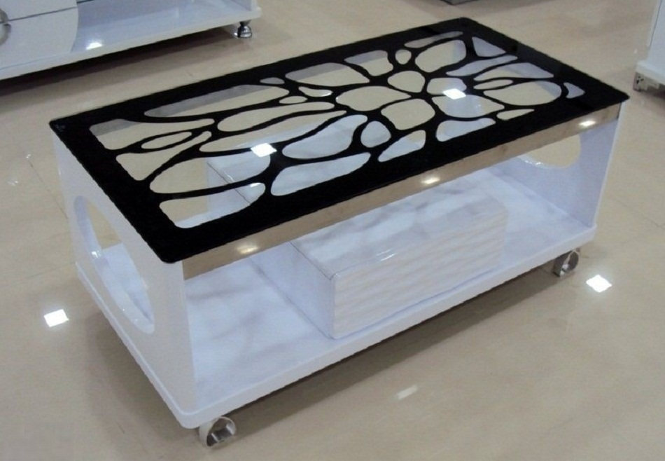 Zebra Center Table Betterhomeindia Coffee Table Ahmedabad Glass Top Center Table Ahmedabad