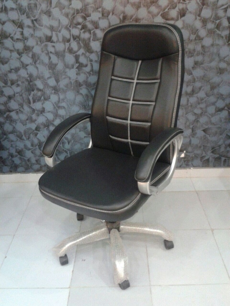 zebra revolving chair-betterhomeindia-min