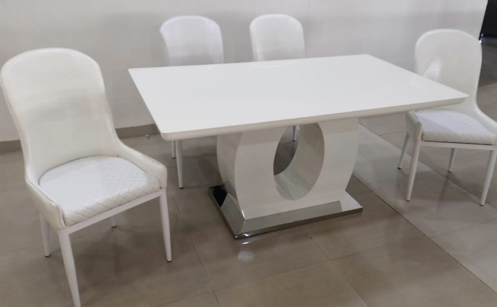 Dolly Dining Table Betterhomeindia Four Seater Dining Table Ahmedabad Latest Designer