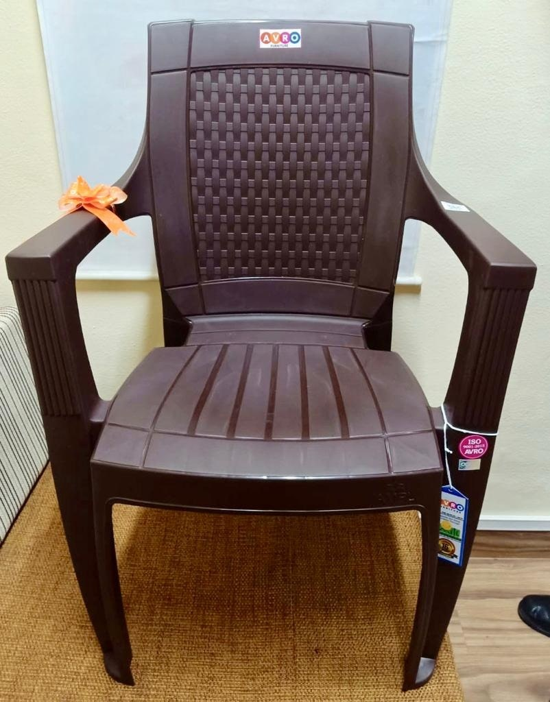mili plastic chair-betterhomeindia