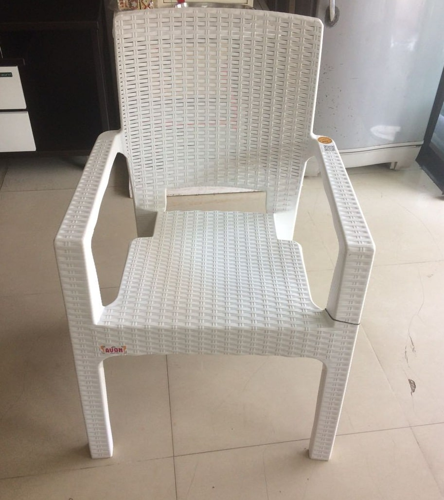 platinum plastic chair-betterhomeindia
