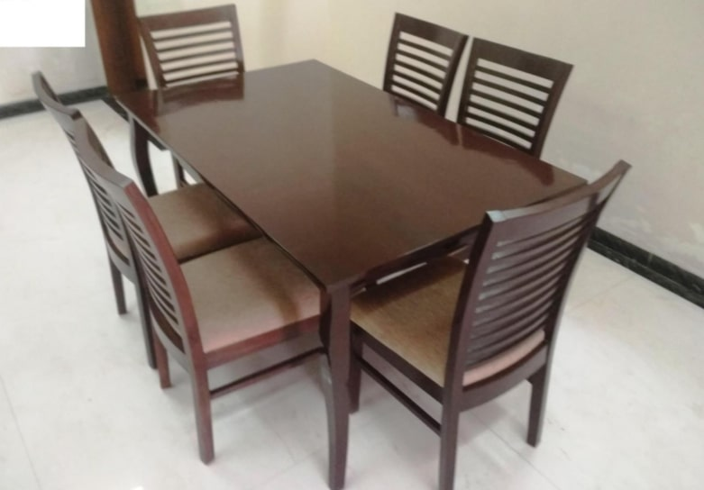 Xenon Dining Table Betterhomeindia Wooden Top Diningtable Ahmedabad Six Seater Dining Table Ahmedabad Indian Wooden Dining Table Ahmedabad Latest Designer Dining Table Ahmedabad